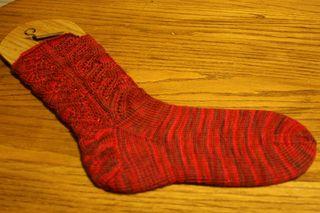Hallow sock