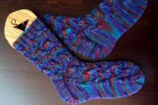 Puzzle socks full