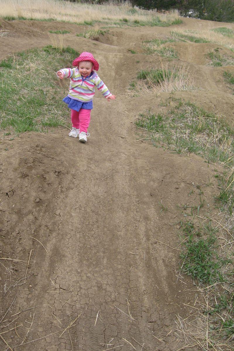 Dirt track fun